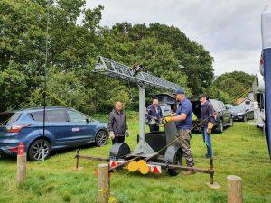 Essex RAYNET Field Day Training 2021